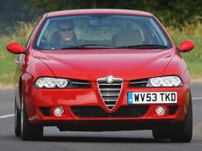 Alfa Romeo 156 (1998-2006)