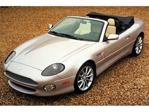Aston Martin DB7 (1994-2003)