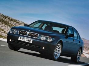BMW 7 Series (2001-2007)