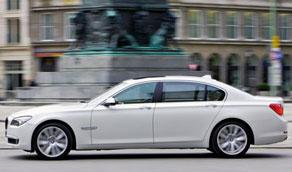 BMW 7 Series (2009-2015)