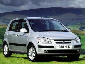 Hyundai Getz (2002-2008)