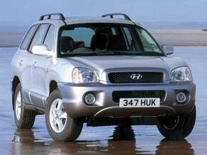 Hyundai Santa Fe (2001 2006)