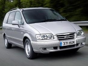 Hyundai Trajet (2000-2008)