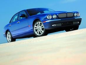 Jaguar XJ (2003 2010)