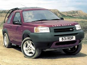 Land Rover Freelander (1997-2006)