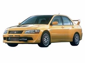 Mitsubishi Evo VII & VIII (2001-2005)