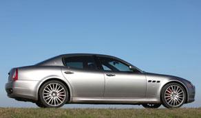 Maserati Quattroporte (2004-2013)