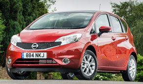 Nissan Note (2013-2017)