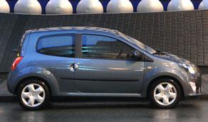 Renault Twingo (2007-2012)