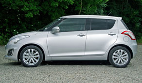 Suzuki Swift (2010-2017)