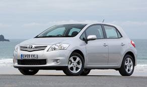 Toyota Auris (2007-2013)
