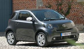 Toyota iQ (2009-2014)