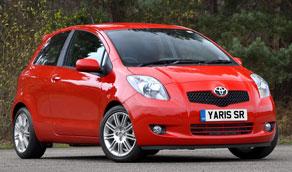 Toyota Yaris (2006-2011)
