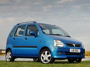 Vauxhall Agila (2000-2007)