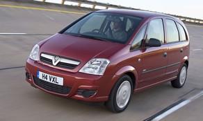 Vauxhall Meriva (2003-2009) - Car Reliability Index